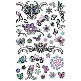 GIRLIE GIRLZ Tattoo Sticker [TM3333-001] - Sticker